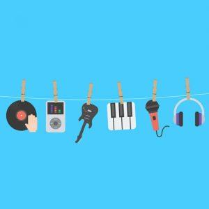 چگونه آهنگ های مورد نظر را جست و جو کنید